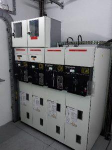 Maintenance poste Haute tension 1