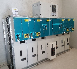 Maintenance poste Haute tension 4